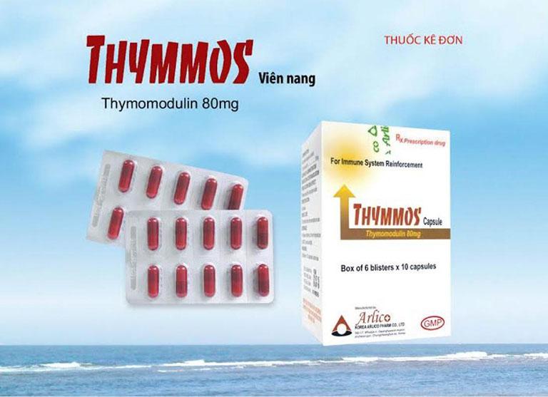 Thymomodulin là thuốc gì?