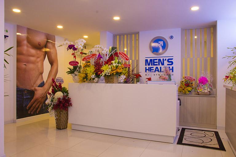 Trung tâm sức khỏe Nam giới Men's Health