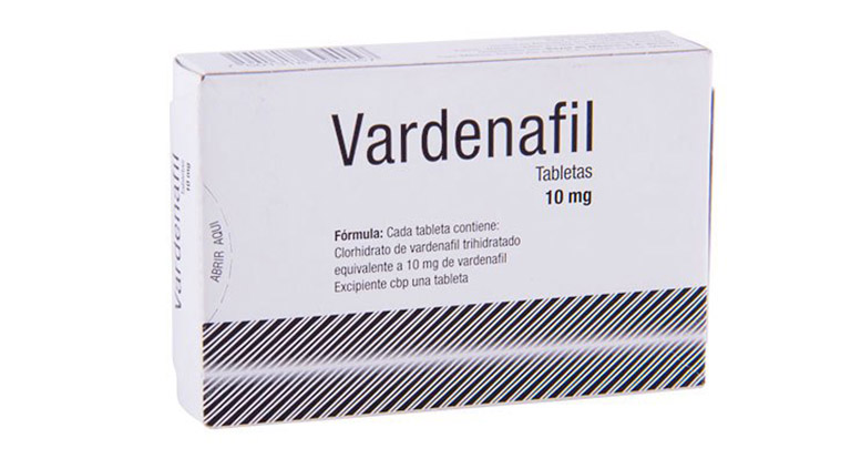 Thuốc Vardenafil