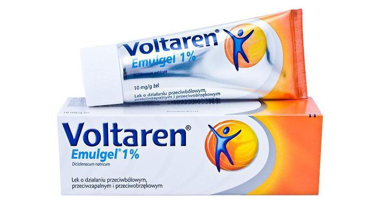 thuốc Voltaren Emulgel
