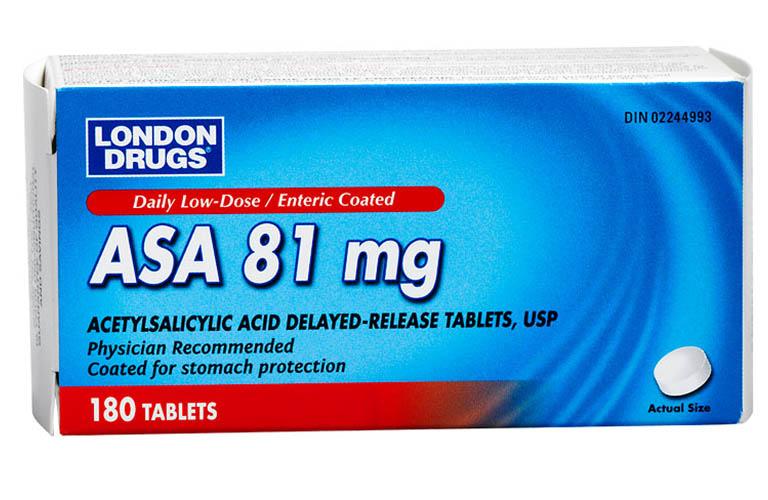 thuốc ASA dạng viên nén