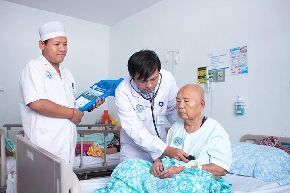 Quy trình khám bệnh tại bệnh viện Chợ Rẫy
