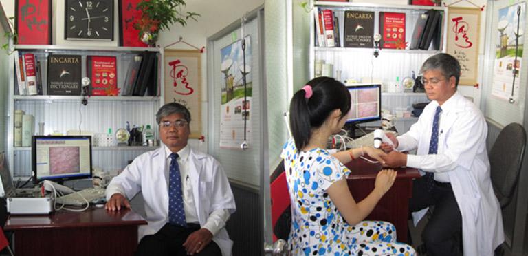 Bác sĩ Lương Trường Sơn