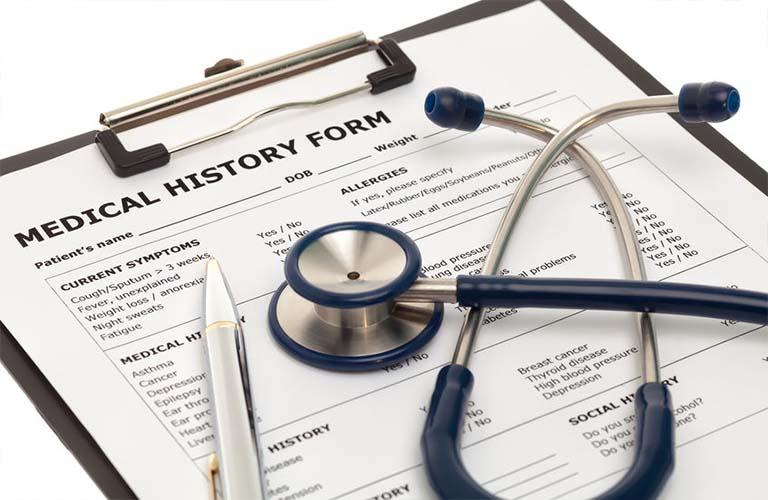 Bệnh án phục hồi chức năng đau dây thần kinh tọa