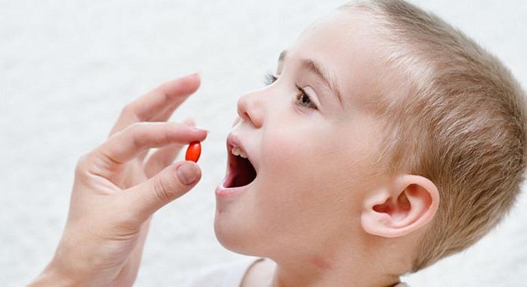 điều trị bệnh chốc lở ở trẻ em