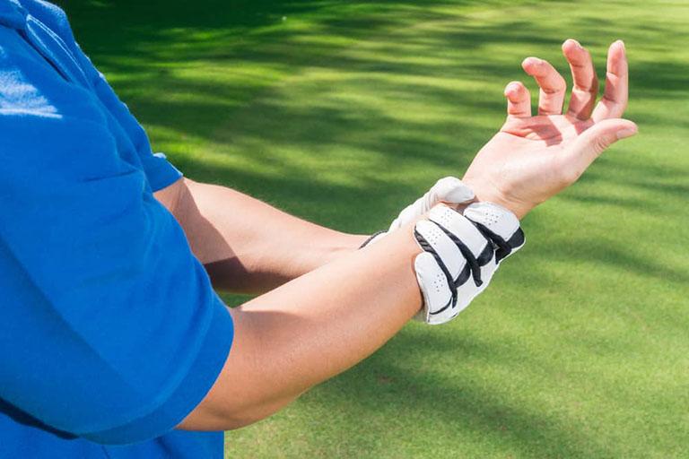 Bệnh thoái hóa khớp cổ tay