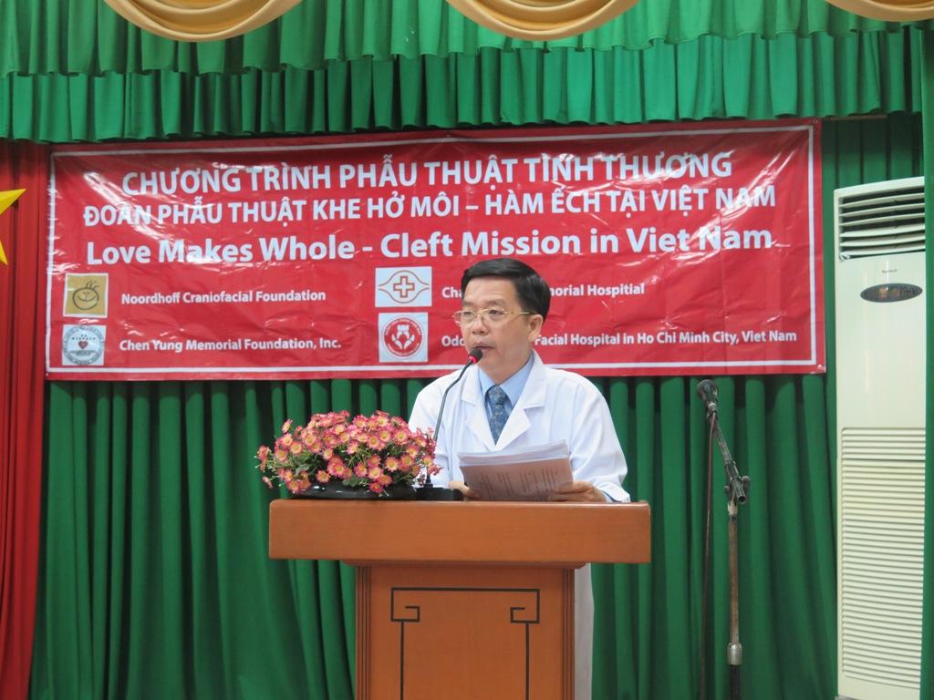 điều trị bệnh ở Bệnh viện Răng Hàm Mặt thành phố Hồ Chí Minh