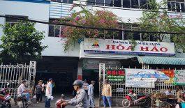 thông tin về bệnh viện Hòa Hảo