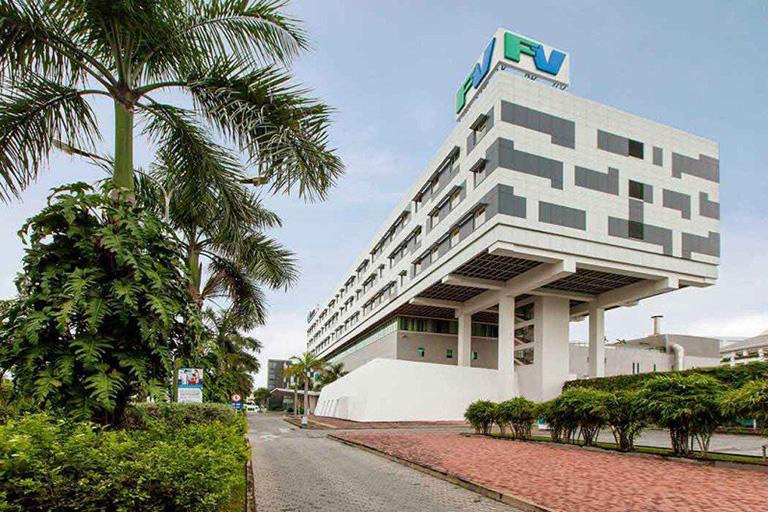 bệnh viện Pháp Việt Tp.HCM