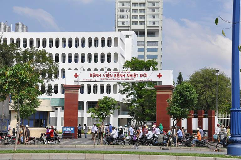 Bệnh viện bệnh Nhiệt đới thành phố Hồ Chí Minh