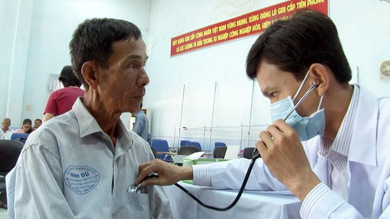 Bệnh viện bệnh Nhiệt đới thành phố Hồ Chí Minh có có đội ngũ bác sĩ giỏi, giàu y đức