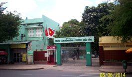 Bệnh viện Chỉnh hình và Phục hồi chức năng Thành phố Hồ Chí Minh