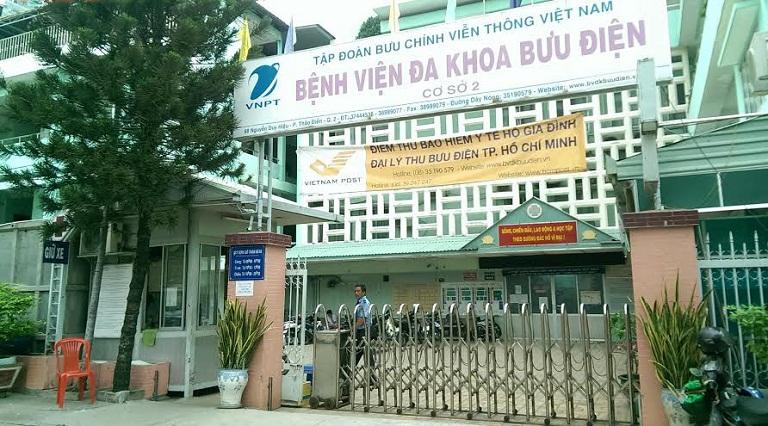 Bệnh viện Đa khoa Bưu Điện - Cơ sở 2