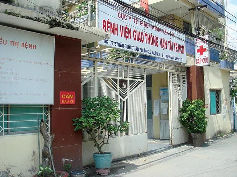 Bệnh viện Giao thông vận tải Thành phố Hồ Chí Minh