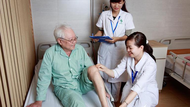 Bảng giá dịch vụ y tế tại Bệnh viện Lão khoa Trung ương