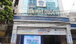 Bệnh viện Mắt Quốc tế - DND