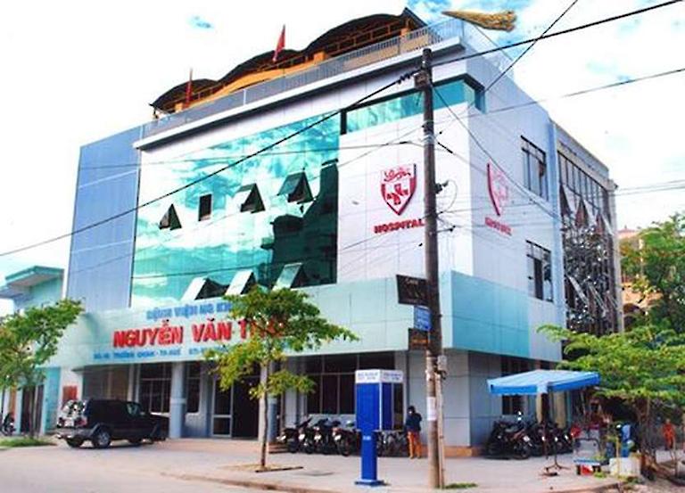 Tìm hiểu về bệnh viện Nguyễn Văn Thái
