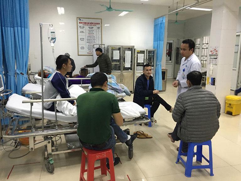 Bệnh viện Ngoại khoa Nguyễn Văn Thái luôn quy tụ được đội ngũ bác sĩ chuyên khoa giỏi