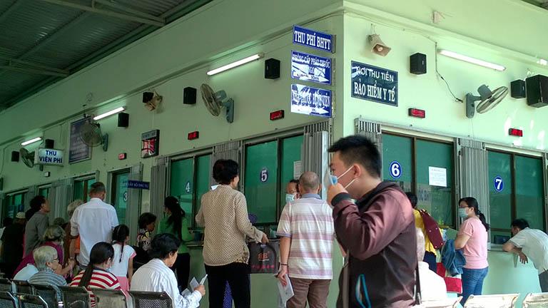 Tìm hiểu về quy trình thăm khám tại bệnh viện Nguyễn Tri Phương