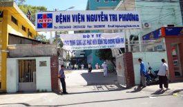 Bệnh viện Nguyễn Tri Phương là một bệnh viện đa khoa hạng I của thành phố Hồ Chí Minh