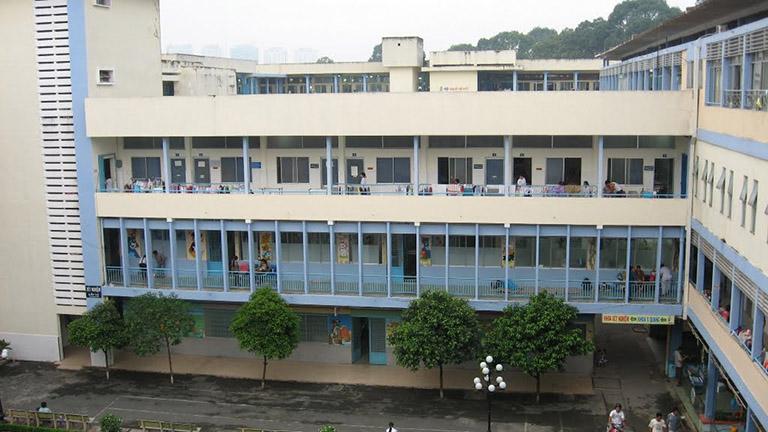 thông tin bệnh viện Nhi đồng 1