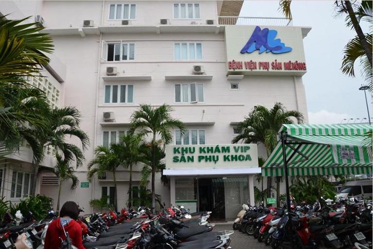 Bệnh viện Phụ Sản MêKông ở đâu? Bảng giá và lịch khám