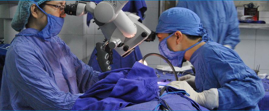 thành tựu của bệnh viện tai mũi họng trung ương