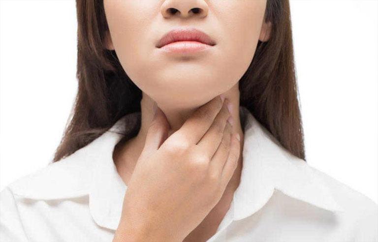 biến chứng của viêm họng