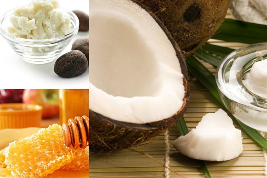 Kết hợp bơ hạt mỡ, sáp ong và dầu dừa trị hăm tã ở trẻ em