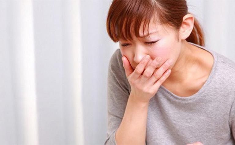 Buồn nôn là biến chứng sau phẫu thuật cắt dạ dày