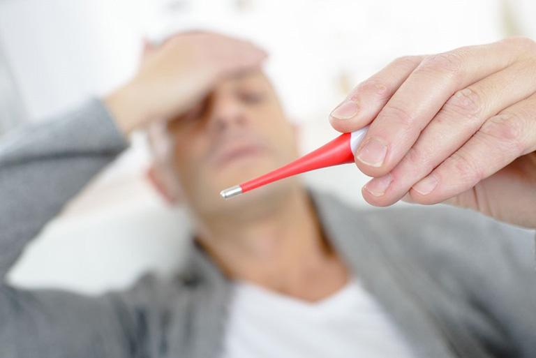 Sốt cao thường là biểu hiện của cảm cúm