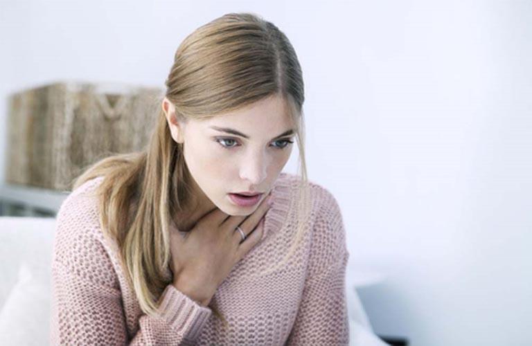 căng thẳng gây bệnh hen suyễn