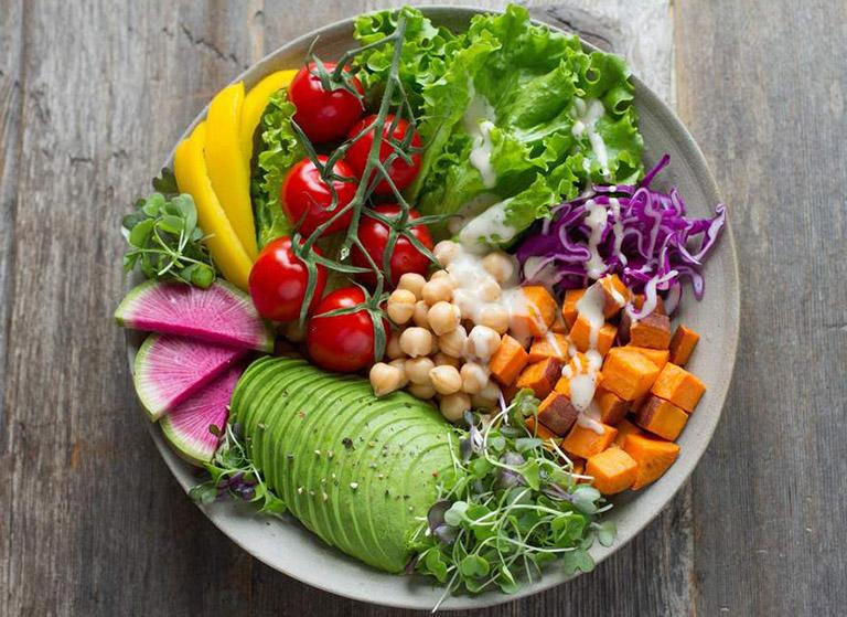 chế độ ăn chay