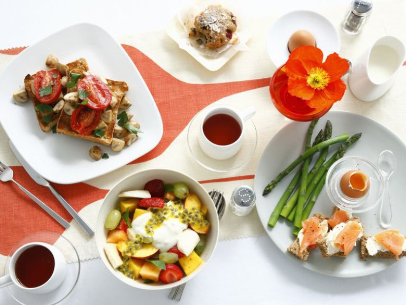 Chế độ ăn uống hợp lý giúp người bệnh ổn định cơ thể