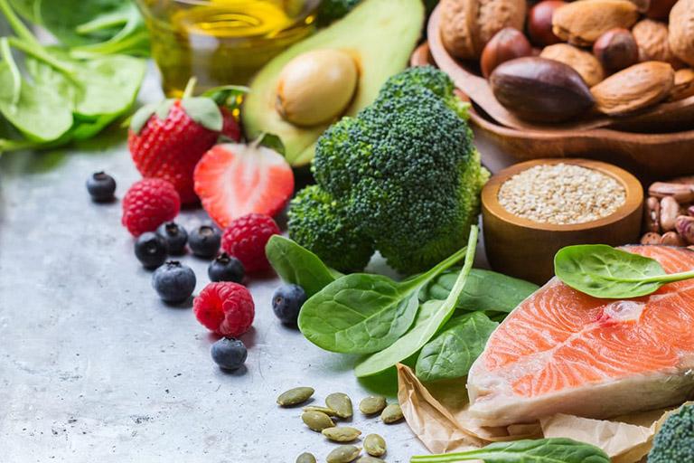 chế độ ăn cho người bị ung thư dạ dày