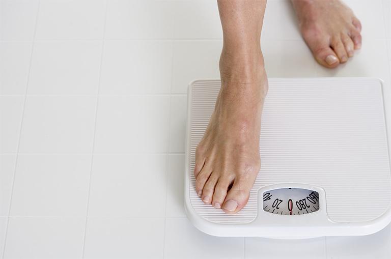 chú ý cân nặng