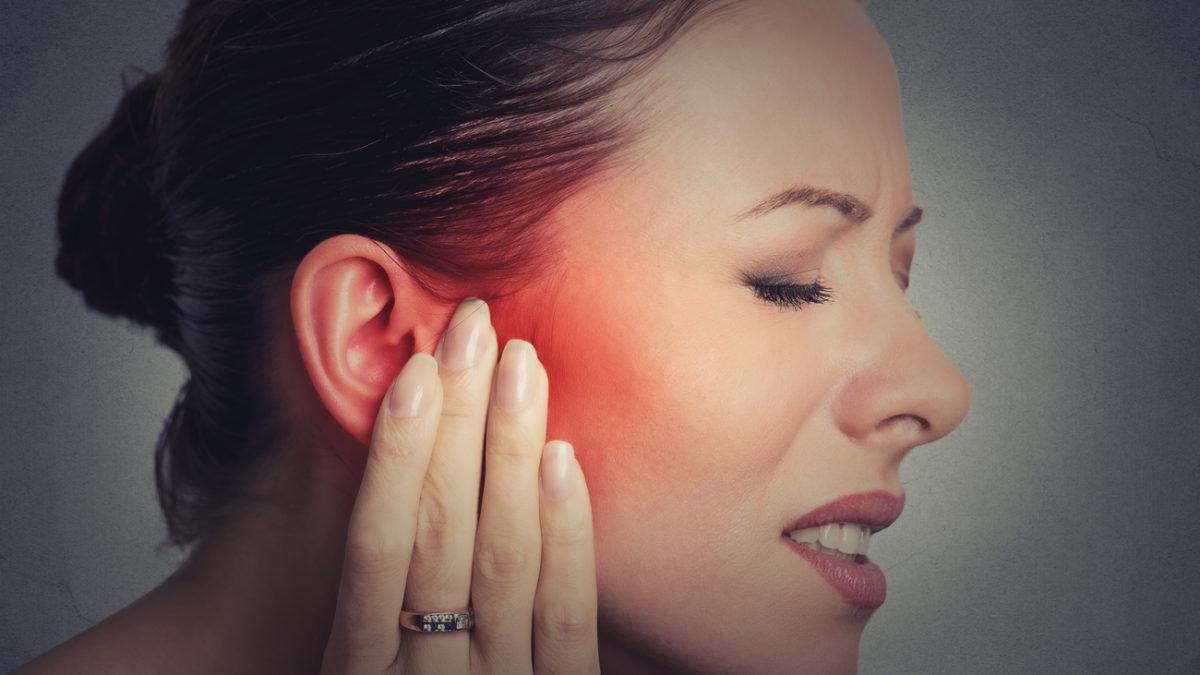chữa nhiễm trùng tai bằng dầu oliu