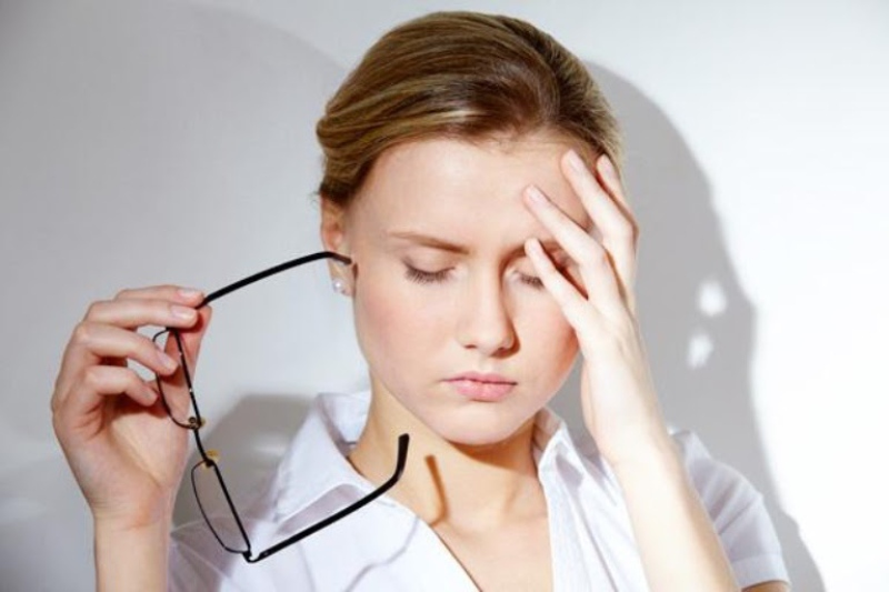 Lo âu kéo dài gây nên cơn đau tiêu hóa