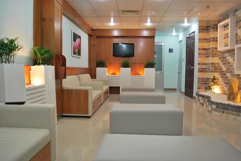Cơ sở vật chất phòng khám đa khoa Quốc tế Sài Gòn