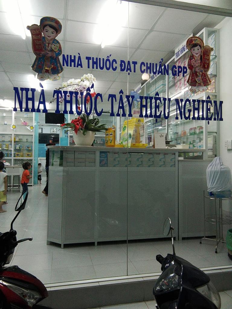 cơ sở vật chất phòng khám Nội nhi PGS.TS.Bác sĩ Phạm Thị Minh Hồng
