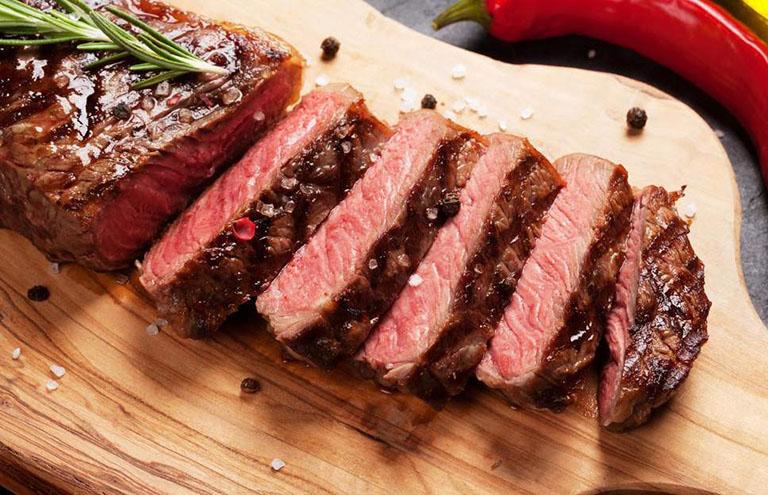 dị ứng thịt bò