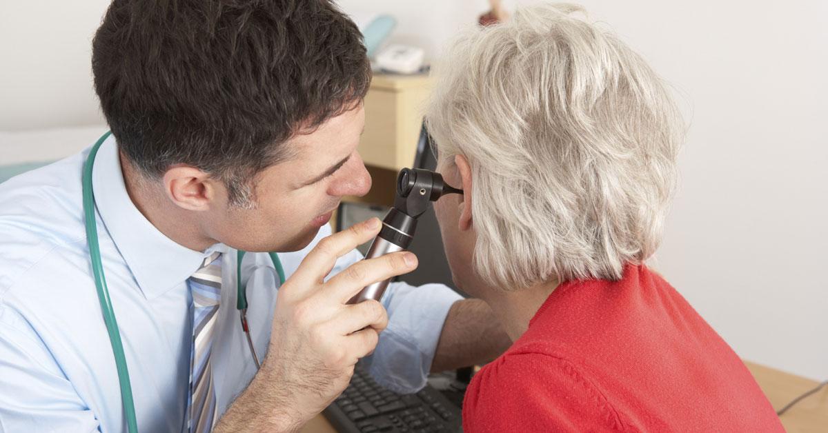 chẩn đoán điếc một bên tai