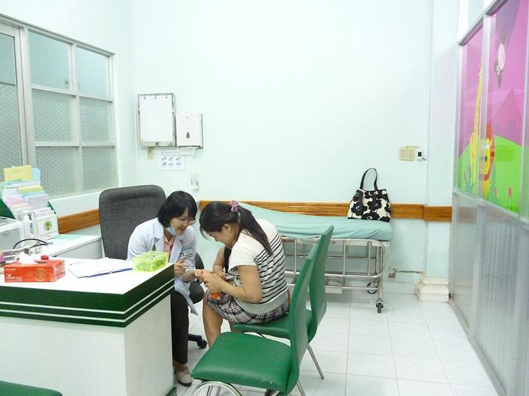 Đội ngũ bác sĩ tại phòng khám chất lượng cao nội ngoại nhi bệnh viện Nhi Đồng 2