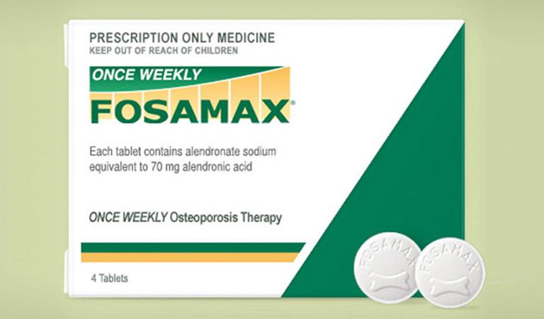 thuốc trị loãng xương Fosamax