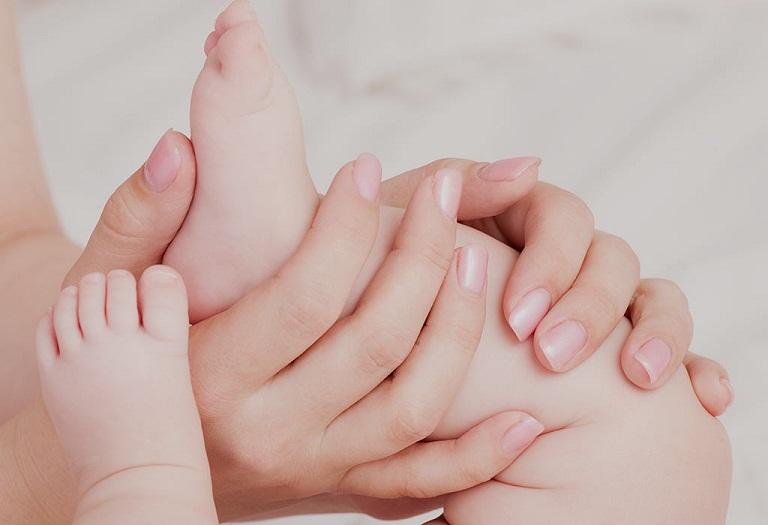Phòng tránh ghẻ ở trẻ sơ sinh
