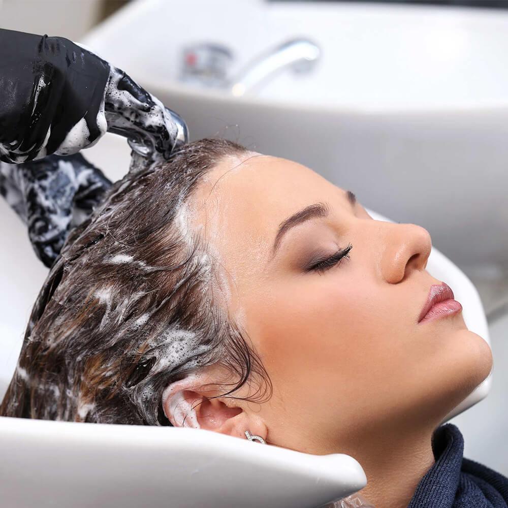 chữa trị hắc lào trên da đầu