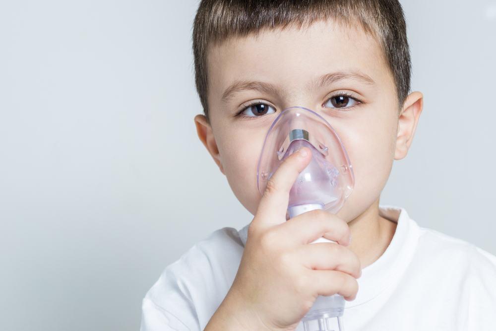 xông mũi trị hen suyễn