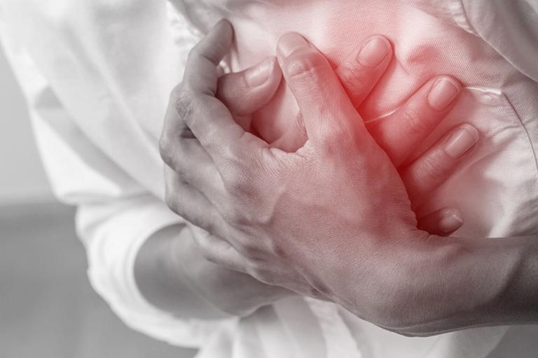 hen suyễn tăng nguy cơ đau tim