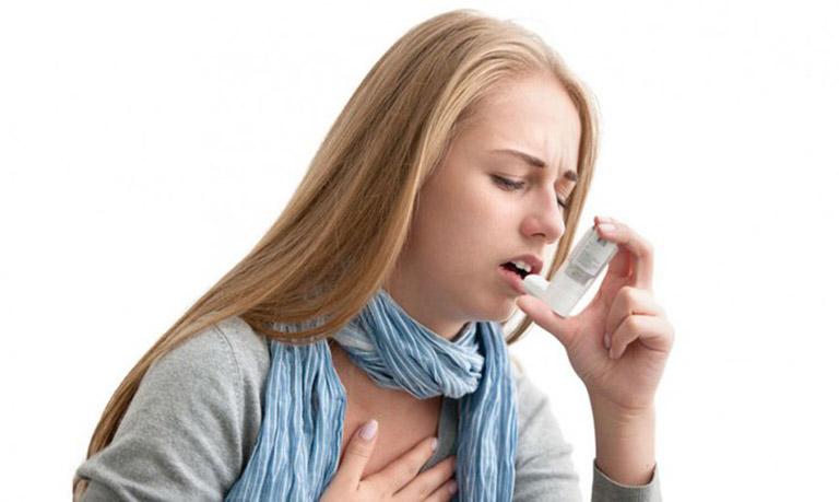 bệnh hen suyễn tái phát vào mùa lạnh