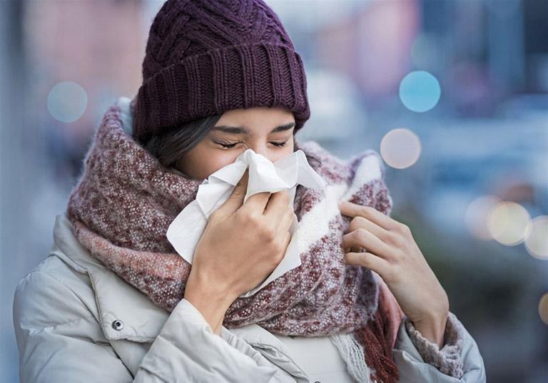 vì sao hen suyễn tái phát vào mùa lạnh